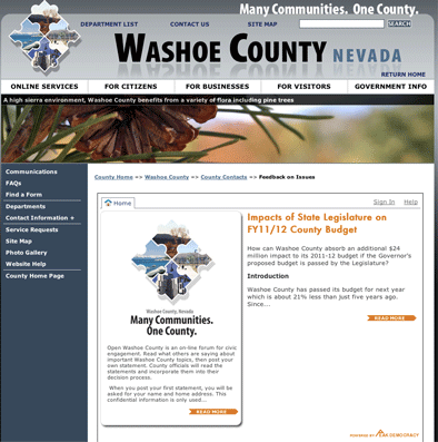Washoe County